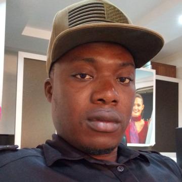 Ibrahima diallo, 35, Dakar, Senegal