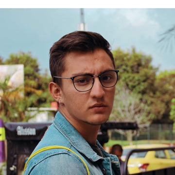 Samuel Gutiérrez, 19, Bogota, Colombia