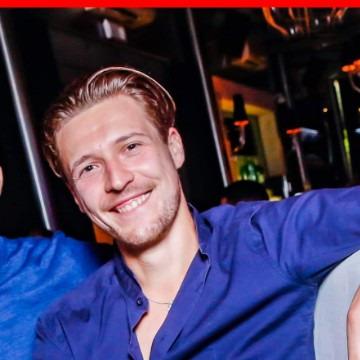 Stephan Zainea, 23, Pavia, Italy
