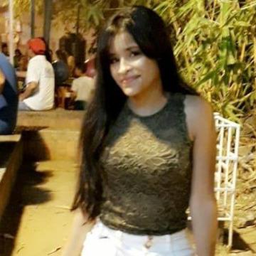 Dayana Camargo, 21, Medellin, Colombia