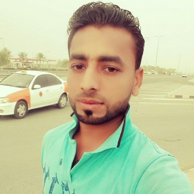 Muhammed Arfan, 27, Muharraq, Bahrain