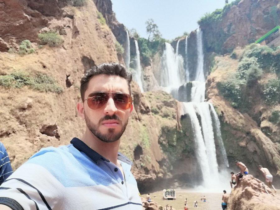 Nabil Khaled, 31, Casablanca, Morocco