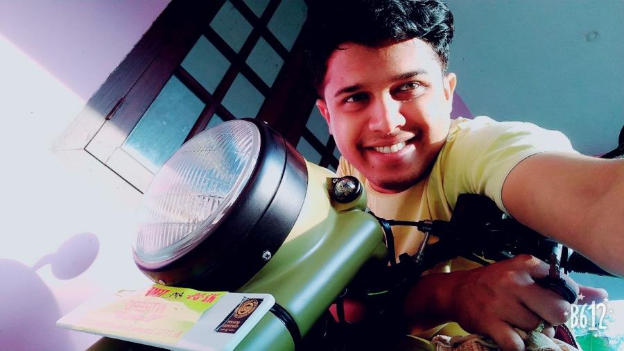 biju a.s, 31, Kadavoor, India