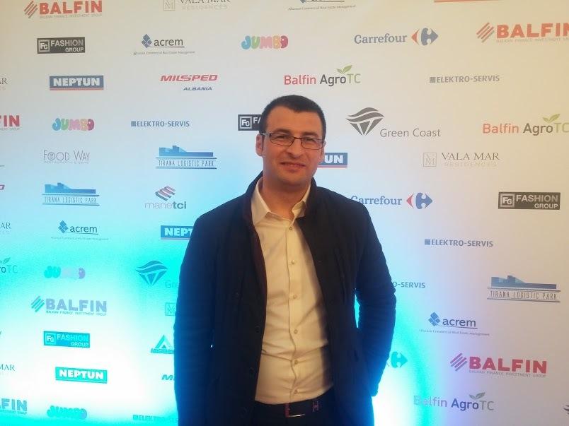 Ilir Daka, 31, Tirana, Albania