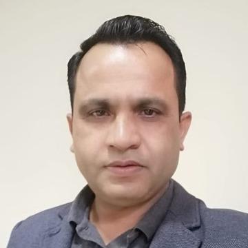 Sarwar Khan, 35, Dubai, United Arab Emirates