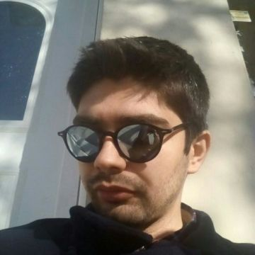 Paulos Poutachidis, 26, La Canee, Greece