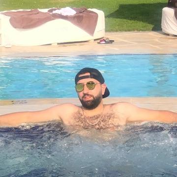 Khaled, 32, Cairo, Egypt