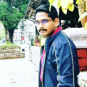 Bharath Sriraman, 26, New Delhi, India