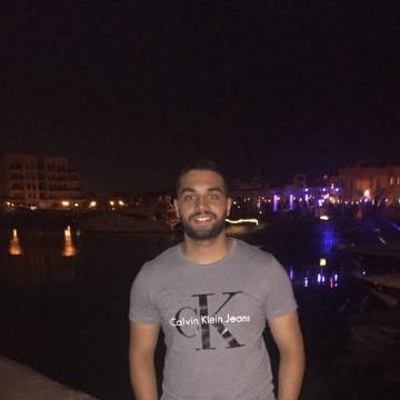 Mohamed Mady, 26, Alexandria, Egypt