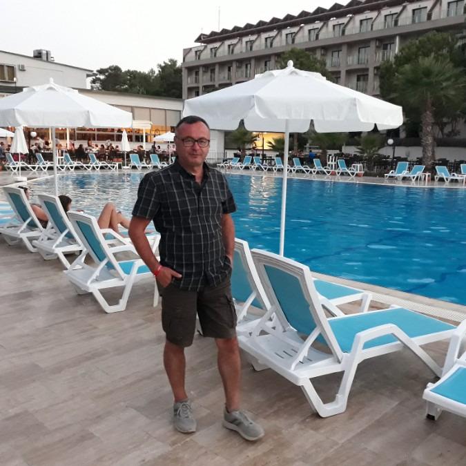 martin, 44, Antalya, Turkey