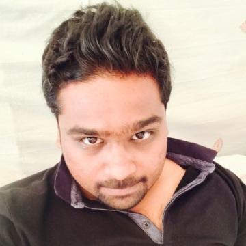 Mark, 31, Mumbai, India