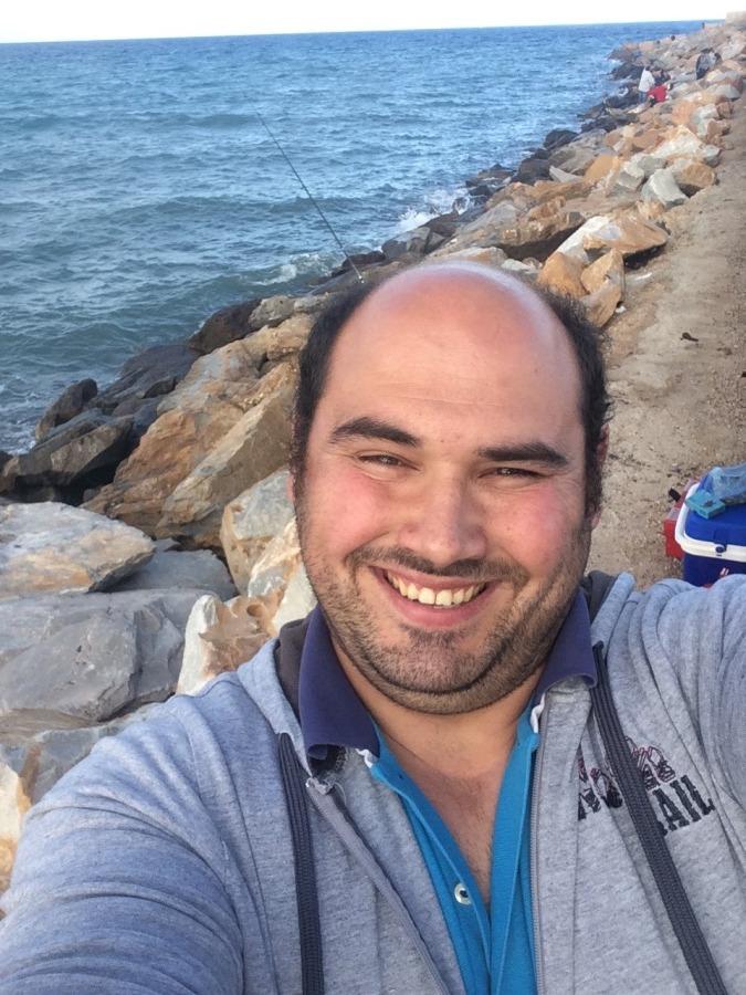 Fran Vivancos , 33, Murcia, Spain
