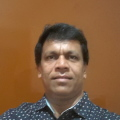 Napolean Gomes, 51, Pune, India
