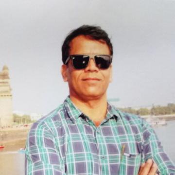 Napolean Gomes, 52, Pune, India