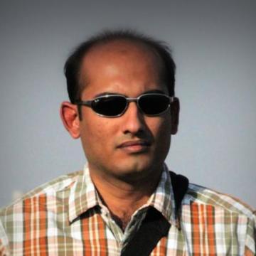 Krunal Bhatti, 35, Rajkot, India