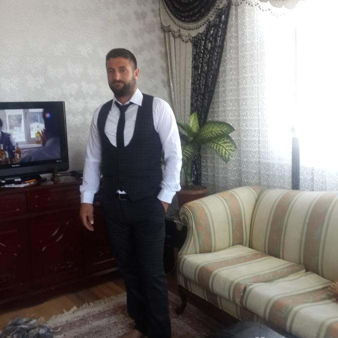 Engin Cengiz, 40, Istanbul, Turkey