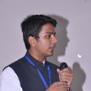 Rishikesh Mishra, 29, Ranchi, India