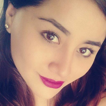 Lyud Kay Meneses Bellido, 28, Miraflores, Peru