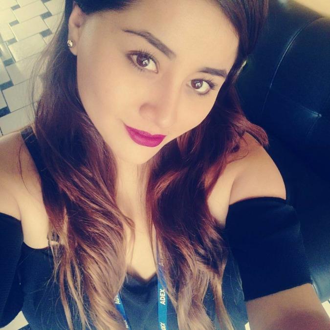 Lyud Kay Meneses Bellido, 29, Miraflores, Peru