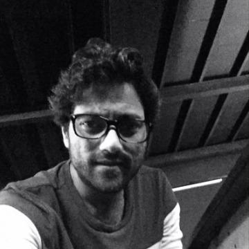 Alok Kumar, 33, Mumbai, India
