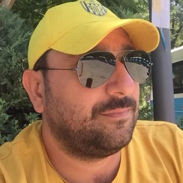 Serhat Kabasakal, 39, Ankara, Turkey