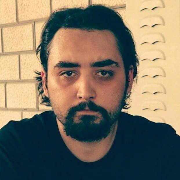 Ergin, 30, Istanbul, Turkey