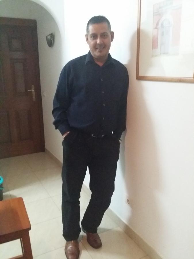 Miguel Angel Delgado Diaz, 47, San Cristobal de La Laguna, Spain