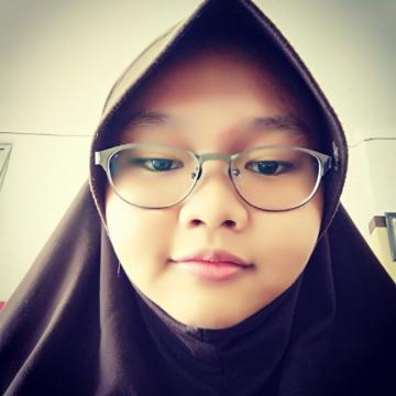 Nurul Maziyyah, 26, Jakarta, Indonesia
