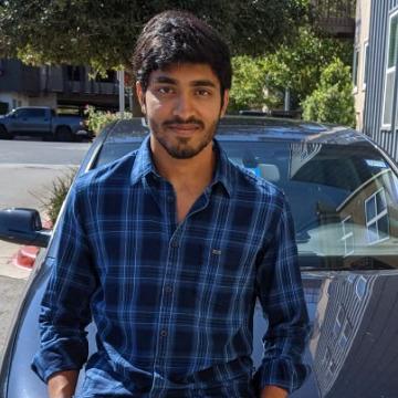 Sujit, 26, Austin, United States