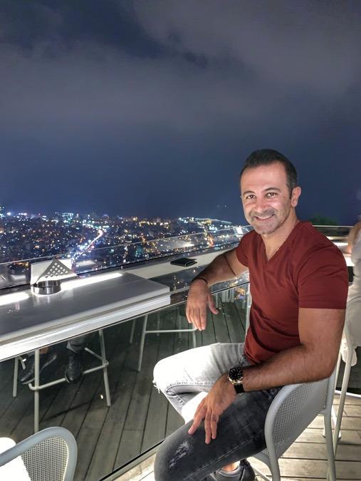 Bassam Abdallah, 38, Beyrouth, Lebanon