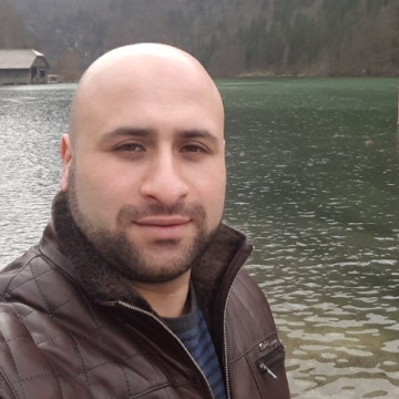 Elchin Suleymanov, 37, Baku, Azerbaijan
