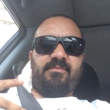Kazım Kaya, 32, Ankara, Turkey