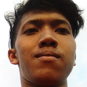 Gilang Nugraha Ramadhani, 24, Jakarta, Indonesia