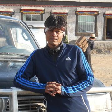BHADRESH SHAH , 45, Ahmedabad, India