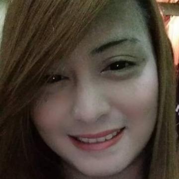 Saira Dungca Macalinao, 27, Angeles City, Philippines