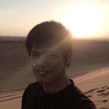 kevin semilla, 32, Dubai, United Arab Emirates