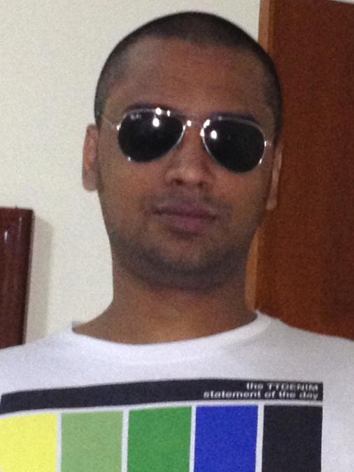 Shariq, 35, Dubai, United Arab Emirates