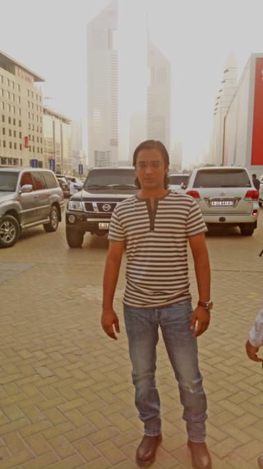 Shariq, 34, Dubai, United Arab Emirates