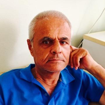 Mustafa Atan, 63, Antalya, Turkey
