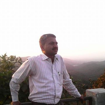 Kanti Patel, 38, Baroda, India