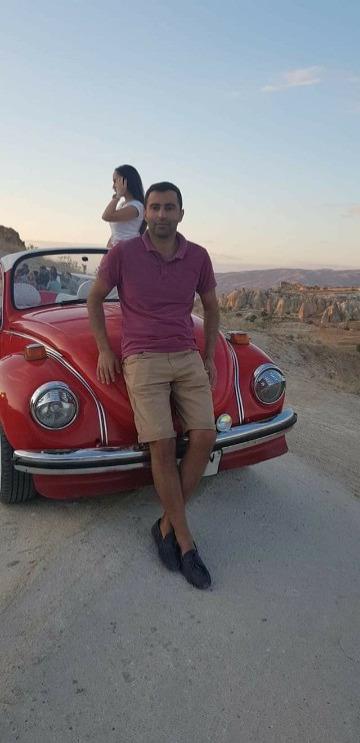 Romeo, 32, Antalya, Turkey