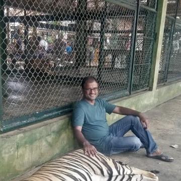 Sathish Kumar, 34, Bangalore, India