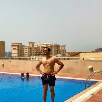 Luthfe Ali Aryin, 31, Dhaka, Bangladesh