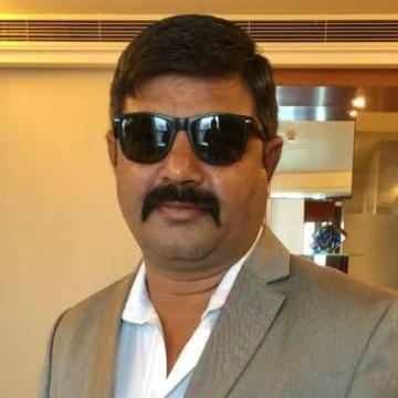 Rameshchandra, 52, Ahmedabad, India