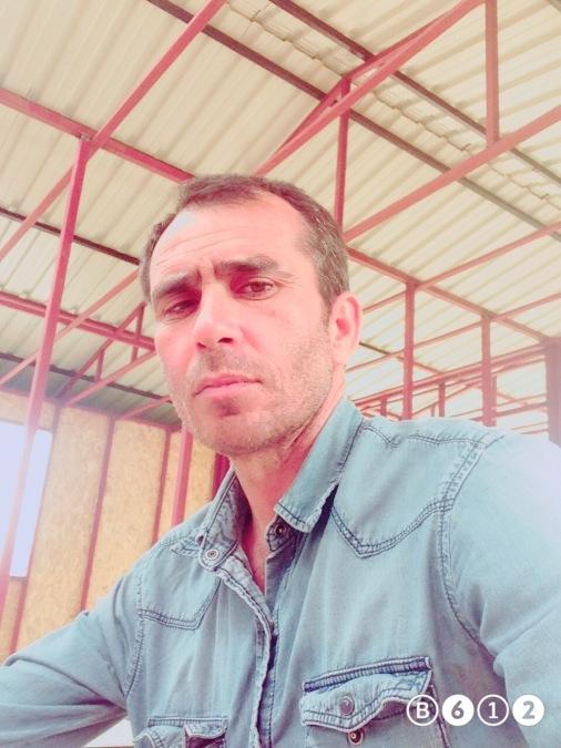 Nihat Yüce, 40, Izmir, Turkey