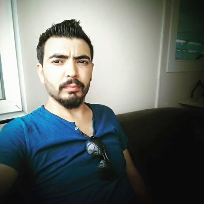 Ferhat Aydın, 33, Istanbul, Turkey