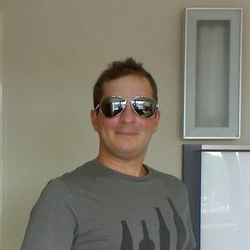 Murat Bayer, 36, Istanbul, Turkey