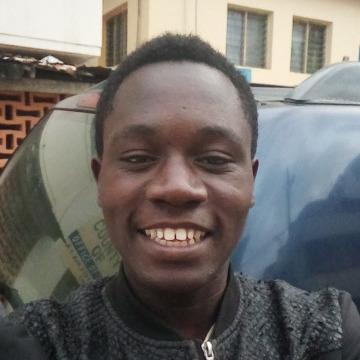 Danstan Isaiah Travisz, 24, Mombasa, Kenya