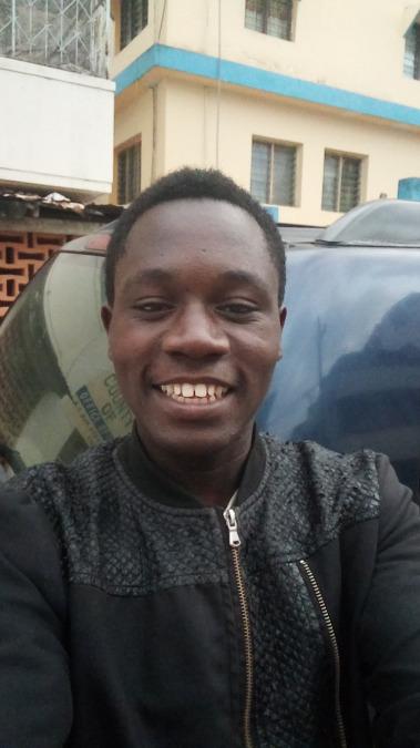 Danstan Isaiah Travisz, 23, Mombasa, Kenya