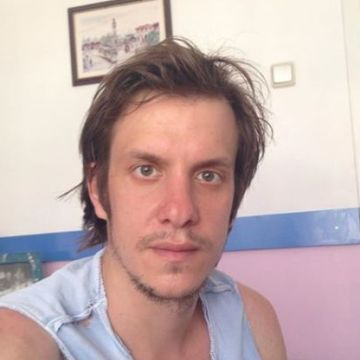 Hakan Imre, 36, Izmir, Turkey
